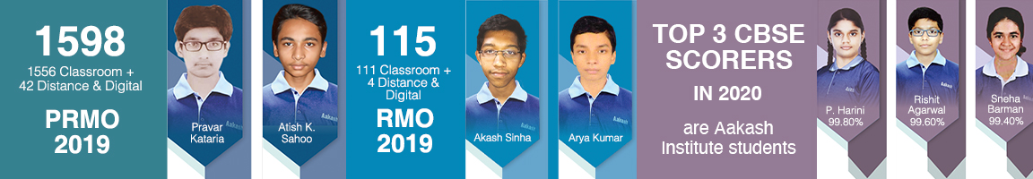 Aakash Foundation Toppers